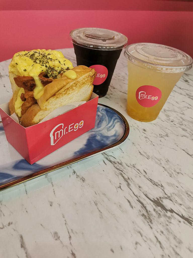 mr. egg 韓風手做三明治 (19)