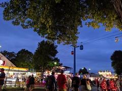Magic hour at the Fair