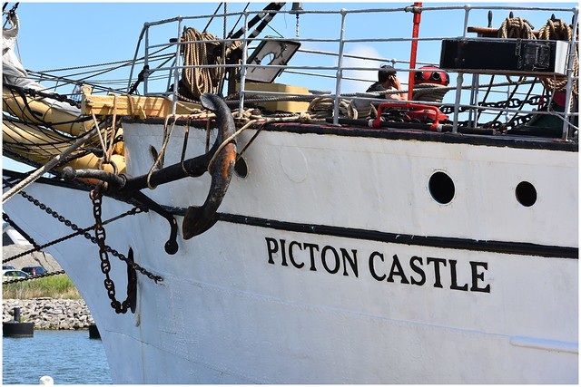 Picton Castle Ship @ Erie, PA Tall Ships Festival 2019 (Photo 3 of 3)