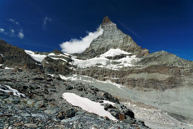 20190809-061-Matterhorn Glacier Trail along base of Matterhorn