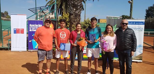 La Serena ITF Open