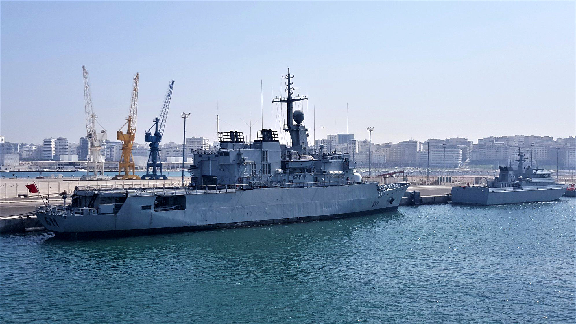 Royal Moroccan Navy Floréal Frigates / Frégates Floréal Marocaines - Page 14 48621183252_ddfc5f2615_o