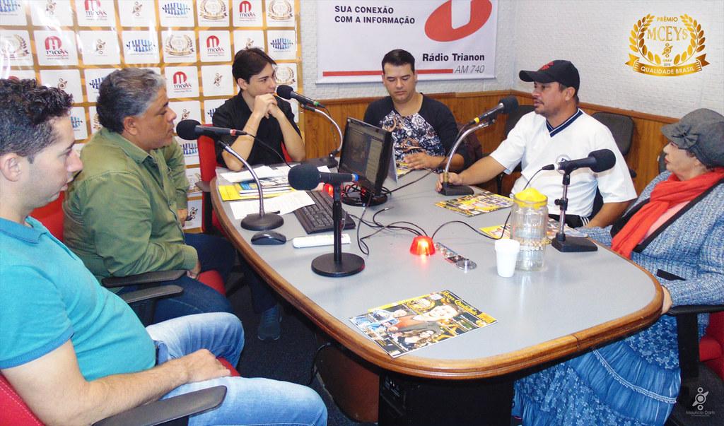 Programa Mceys Qualidade Brasil recebe Léo Araújo, Soldado Veronese e Mary Cardoso