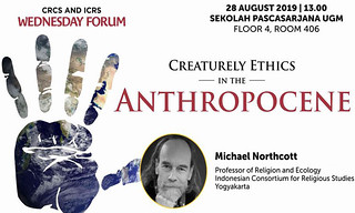 Creaturely Ethics in the Anthropocene