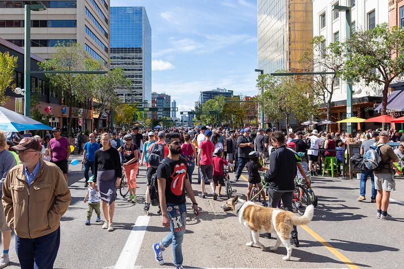 Open Streets Edmonton