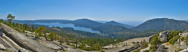 Shaver Lake and the San Joaquin Gorge