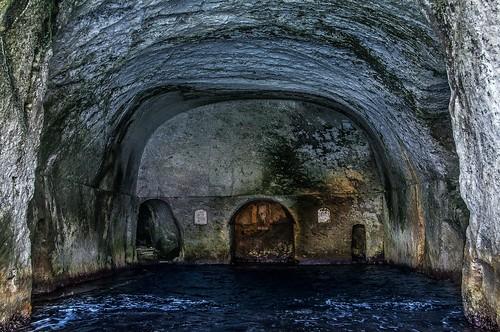 Grotte di Pilato (Ponza island)