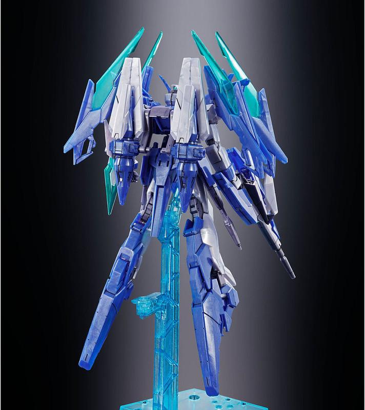 GBN最強必殺之劍!HGBD 1/144《鋼彈創鬥者潛網大戰》重火力型鋼彈AGE-II SVver.(FX爆發)【PB限定】