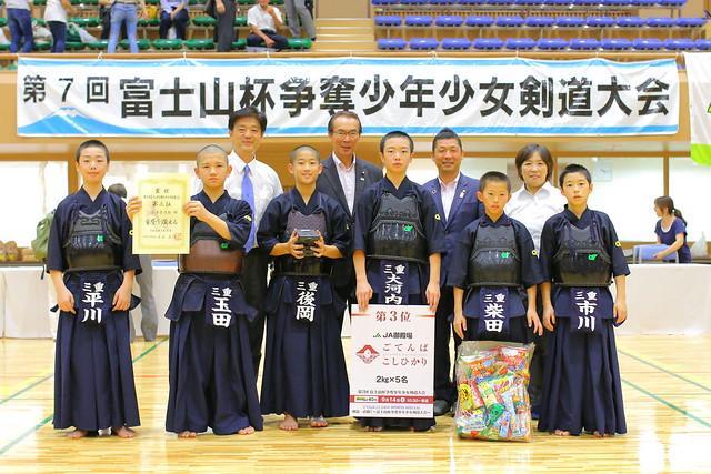 第7回 富士山杯剣道大会