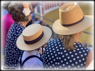 Feria de antequerra . Corrida gofesca 2019 . Mujeres de mantilla en la feria de antequera -malaga #fotografias #mantillas #ferias #feriadeantequera19 #ayuntamientodeantequera #antequera