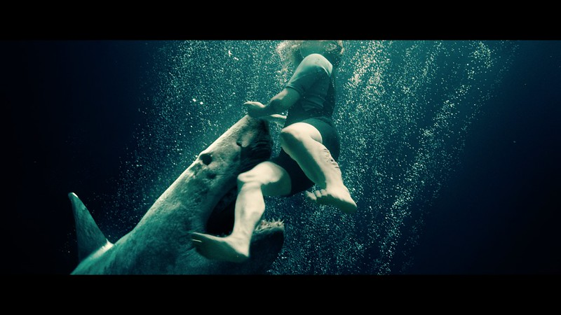 Filem 47 Meters Down Uncaged