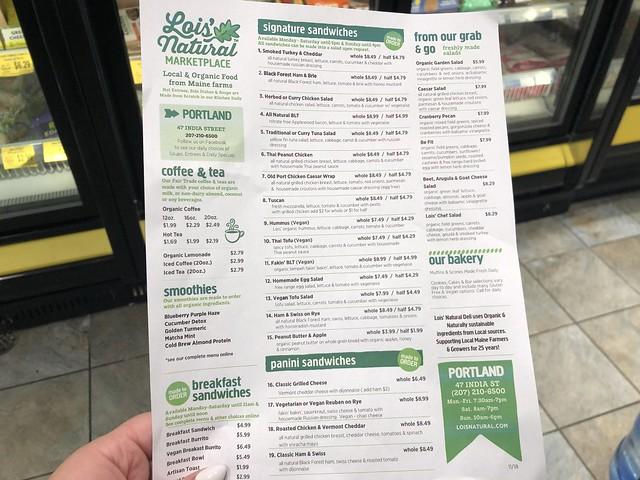 Portland groceries
