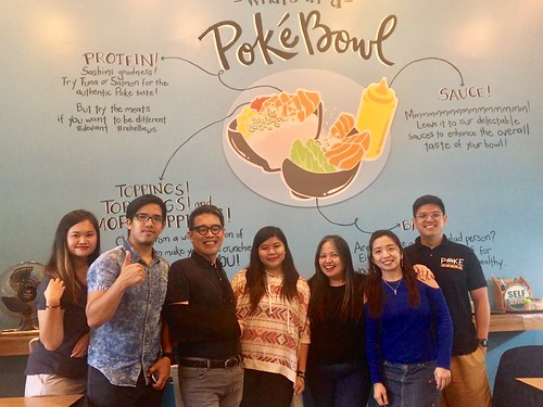 Poke Shack, Libis | by beingjellybeans