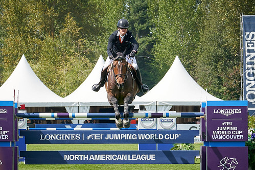 2019 Longines FEI Jumping World Cup™ Vancouver I