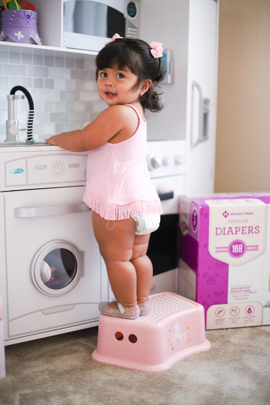 Premium Baby Diapers that are a Great Value for Parents #SamsClub
