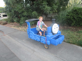 Thomas the Tank-Bed-bike-Engine
