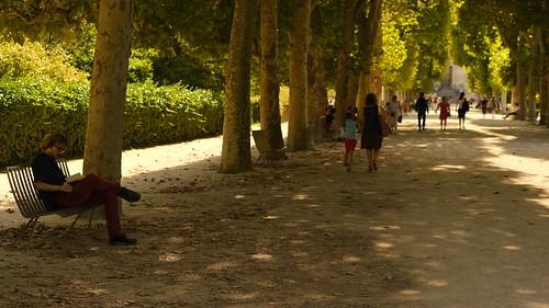 Paris 5e - Jardin des Plantes