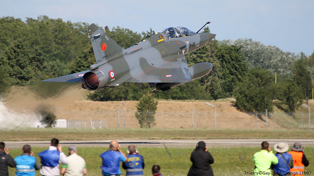 French Air Force Dassault Mirage 2000 D - 602/3-JY