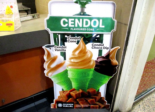Cendol varieties