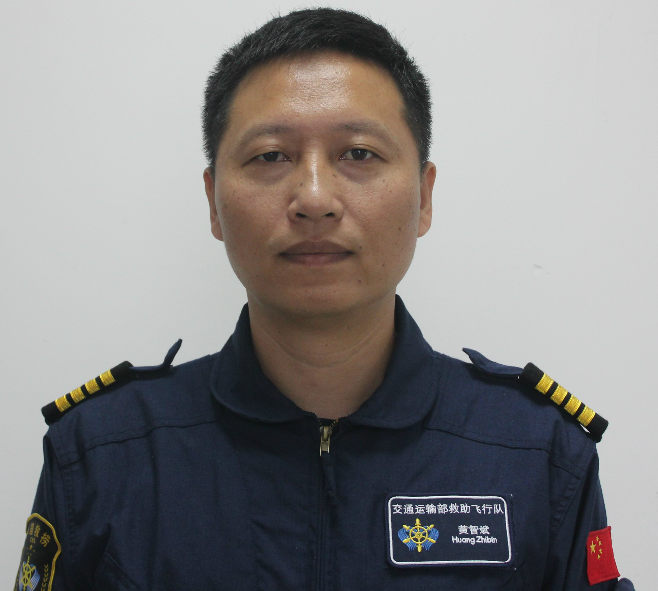 IMRF Awards 2019 - Finalist - Captain Huang Zhibin