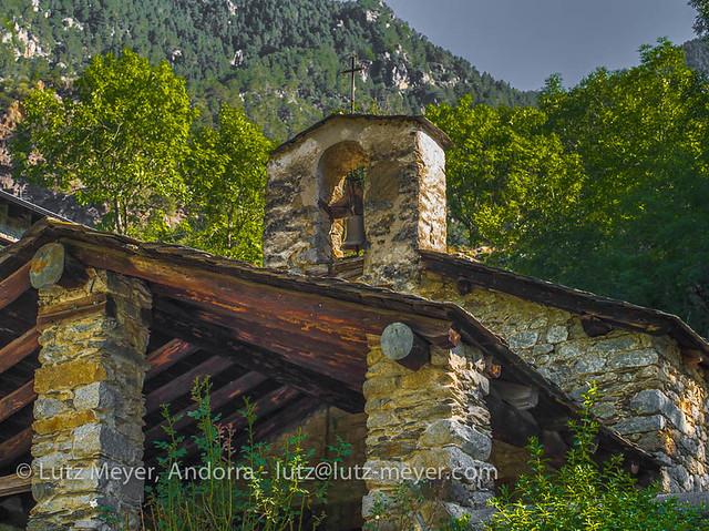 Andorra churches & chapels: Gran Valira, Sant Julia, Andorra
