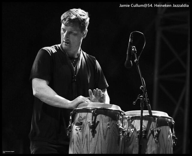 Jamie Cullum@54. Heineken Jazzaldia