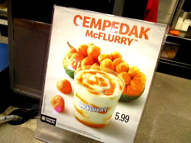 Cempedak McFLURRY