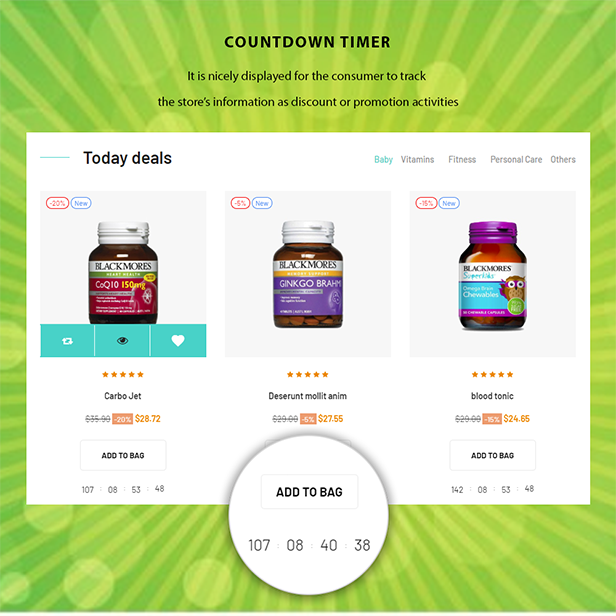 ap healthy beauty prestashop cosmetics theme
