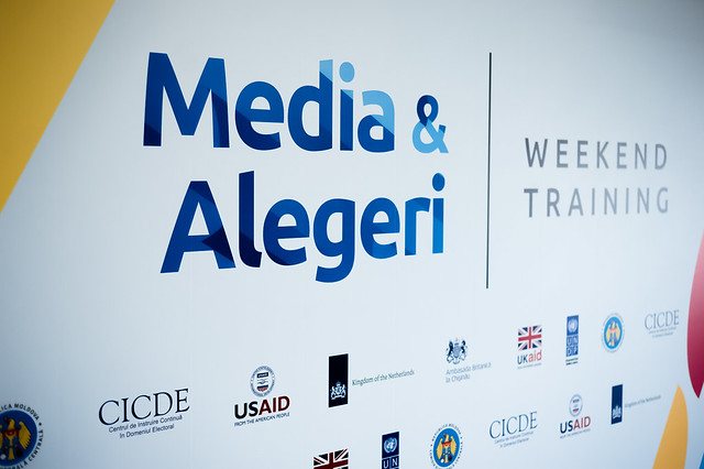 Media & Elections Training