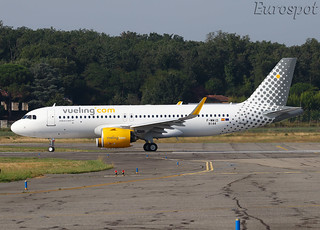 F-WWID Airbus A320 Neo Vueling