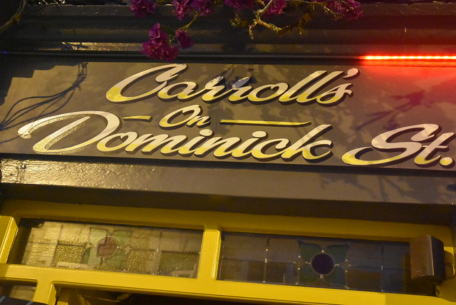Carroll's on Dominick St. by Pirlouiiiit 25082019