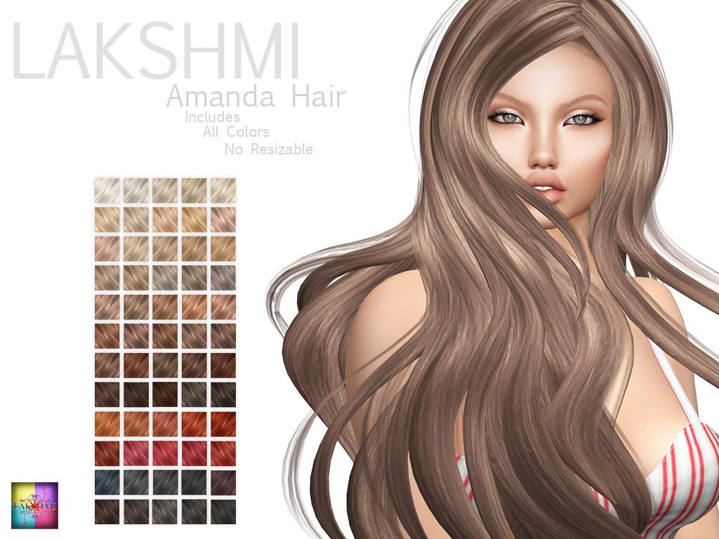 [LAKSHMI]Amanda Hair