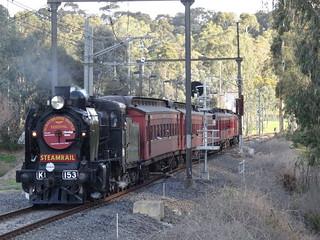 5 car train