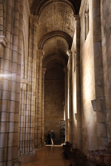 Porto Cathedral wing