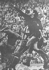 Temporada 1971/72: José Ángel Iribar, portero del Athletic de Bilbao