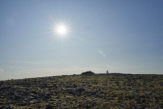 Geal-charn Summit