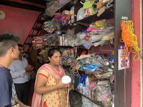 Mission Delhi - Geeta Rani, Sadar Bazaar, Gurgaon