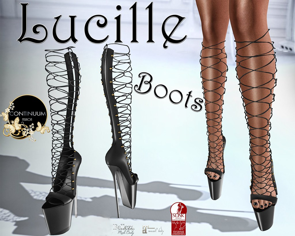 Continuum Lucille Boots