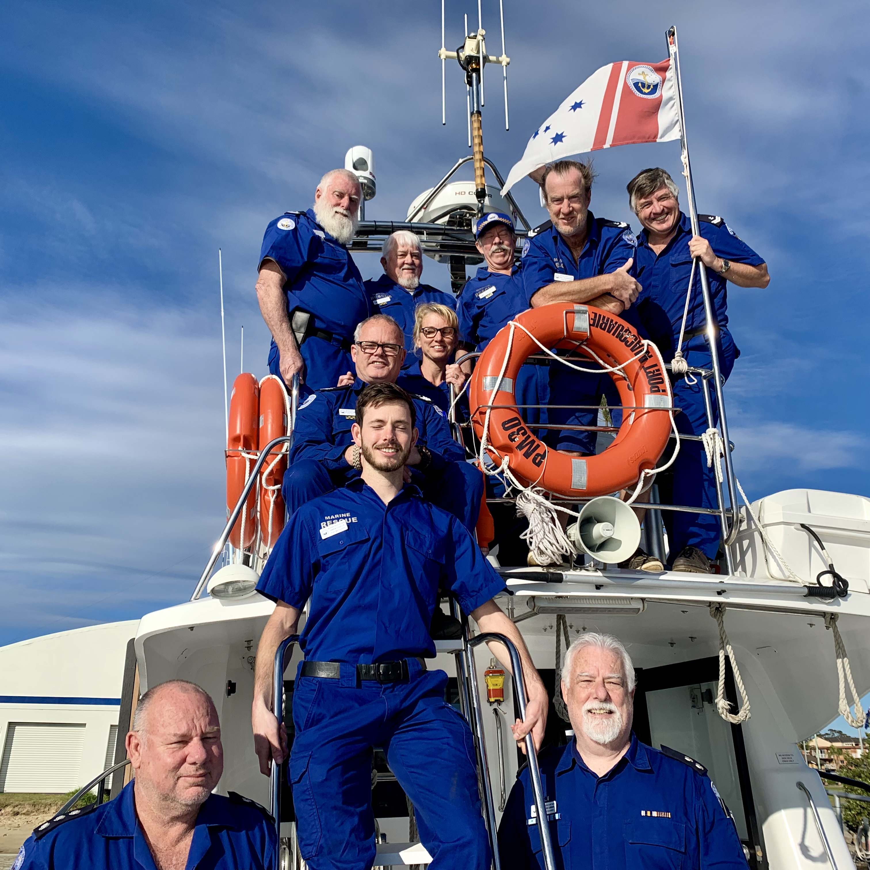 IMRF Awards 2019 Finalist - Marine Rescue Port Macquarie, Sydney, Australia