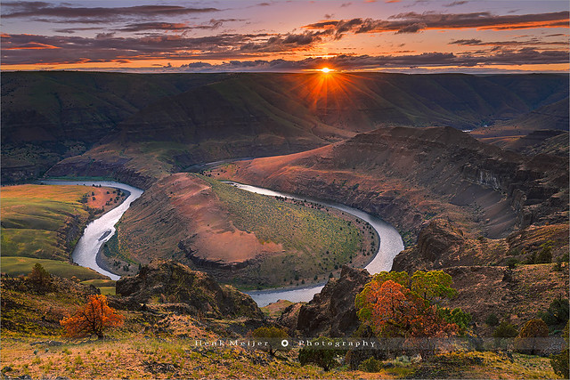John Day River - Oregon - USA