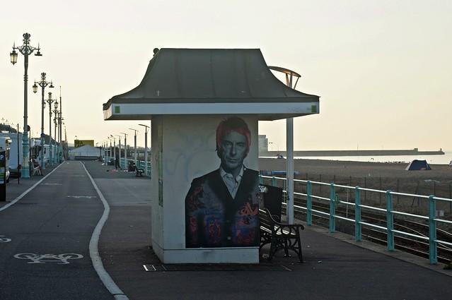 Paul Weller, Brighton Seafront