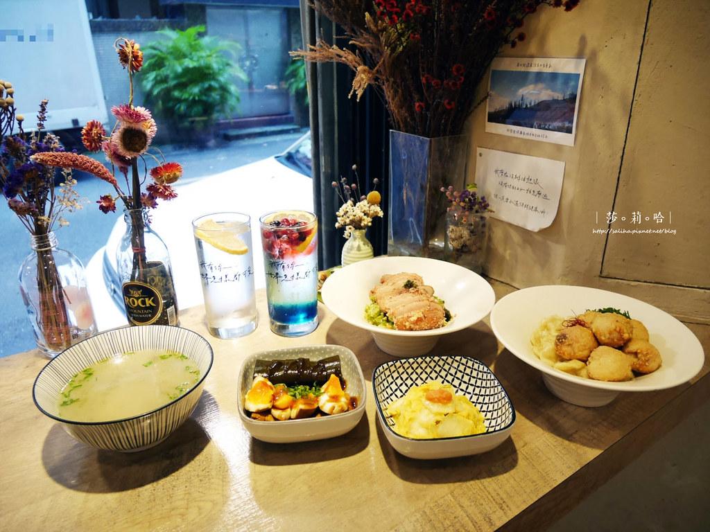 台北科技大樓站附近美食餐廳BON Meingerda Dumpling食記 (1)