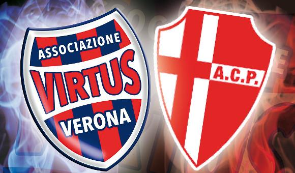Virtus Verona - Padova le interviste