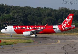 F-WWDX Airbus A320 Air Asia