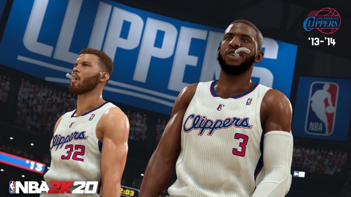 NBA 2K20 için yeni klasik takımlar