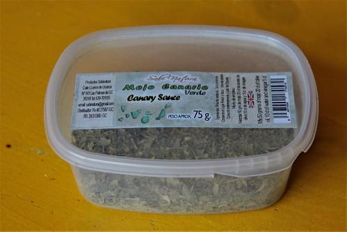 Specerijenmengsel voor Mojo Verdesaus...