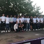 IV gala de la Federación de Peñas del Real Valladolid (22-8-2019)