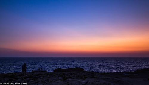 SUNSET - DWERJA BAY