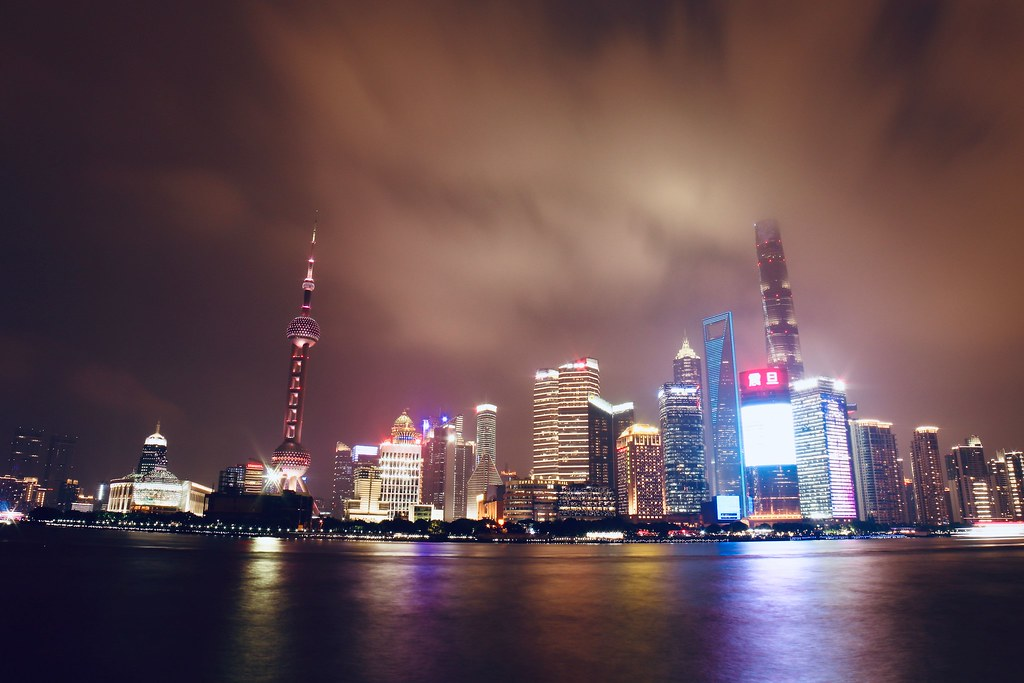 Shanghai Bund Revisited