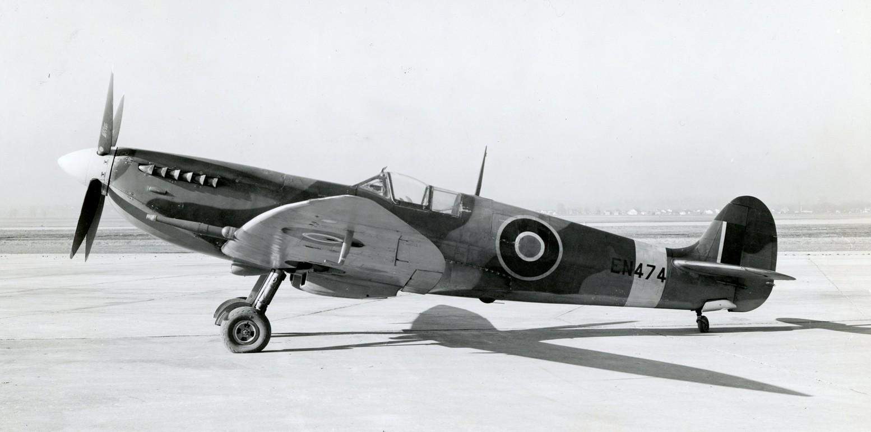 Warbird Information Exchange • View topic - The Mk VII